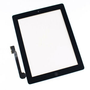 REPLACEMENT-TOUCH-SCREEN-DIGITIZER-FOR-IPAD3-4-MID-FRAME-BEZEL-HOME-BUTTON-IPL