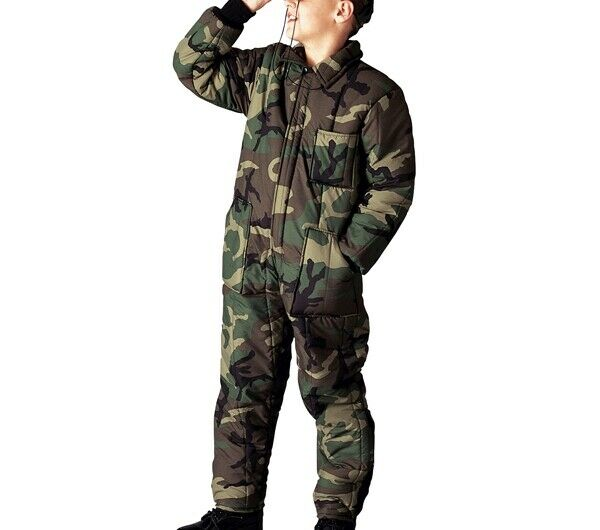 redhco  Kids Camouflage Insulated Co lls - 7013  hot sale