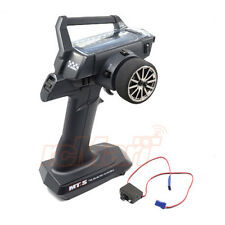 Sanwa MT-S 4-Channel Radio Kit FH4/FH4 SSR For RC Cars Crawler Drift #MT-S