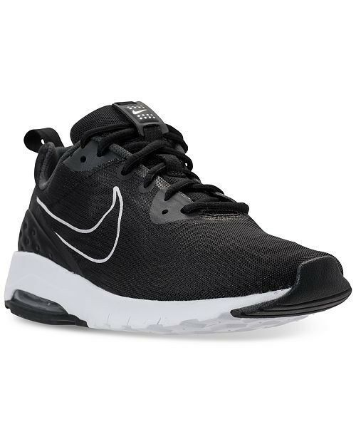 NIKE AIR MAX MOTION LW PREM - RUNNING MEN'S, BLACK SKU 861537 004