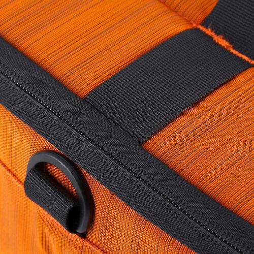 Partition Plegable Flexible Acolchado Estuche Bolsa divisores de inserción de lente de cámara para DSLR