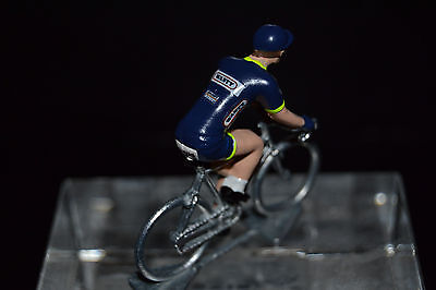 Avere Una Mente Inquisitrice Wanty Groupe Gobert 2017 - Petit Cycliste Figurine - Cycling Figure
