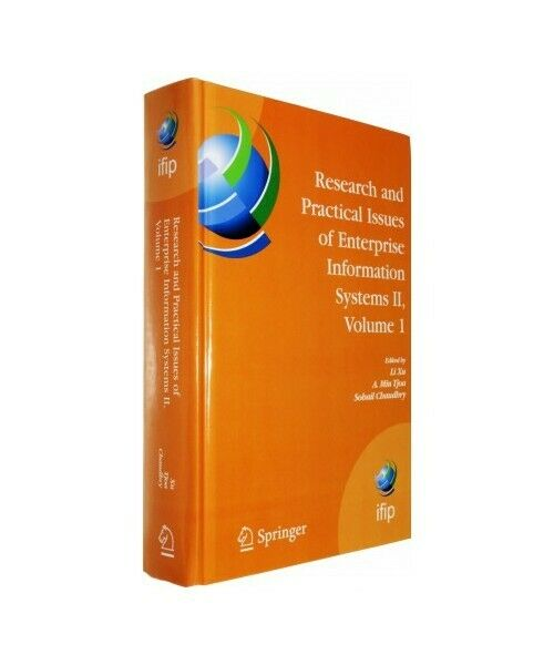 """""""Research and Practical Issues of Enterprise Information Systems II Volume 1: I"""