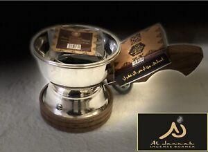 Electric Wide Jumbo Incense / Frankincense / Resin /Oil /Wax Burner+ UAE Incense