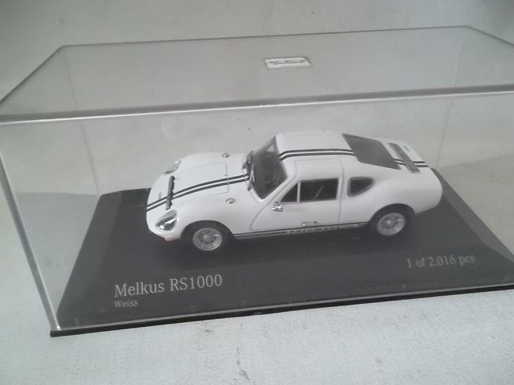 MELKUS RS 1000 Wartburg 1 43