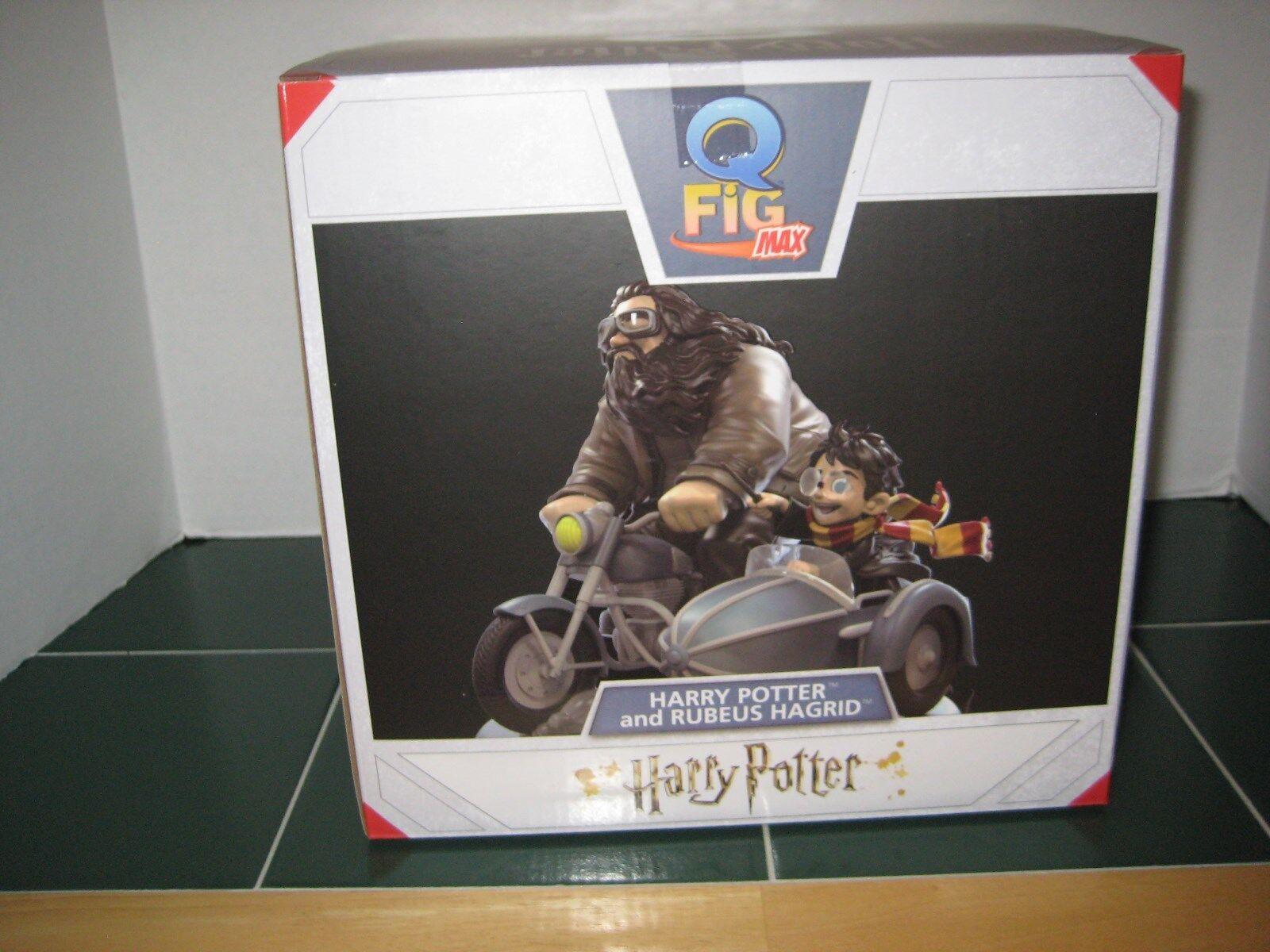 Harry Potter y Rubeus Hagrid Q-Fig Max figura numerada