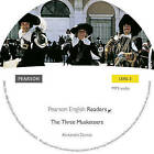 Level 2: The Three Musketeers Book and MP3 Pack by Alexandre Dumas (Mixed media product, 2012)