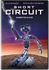 Short-Circuit-DVD-New-Free-Shipping