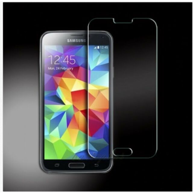 100% Real Genuine Gorilla Tempered Glass Film Screen Protector Samsung Galaxy S5