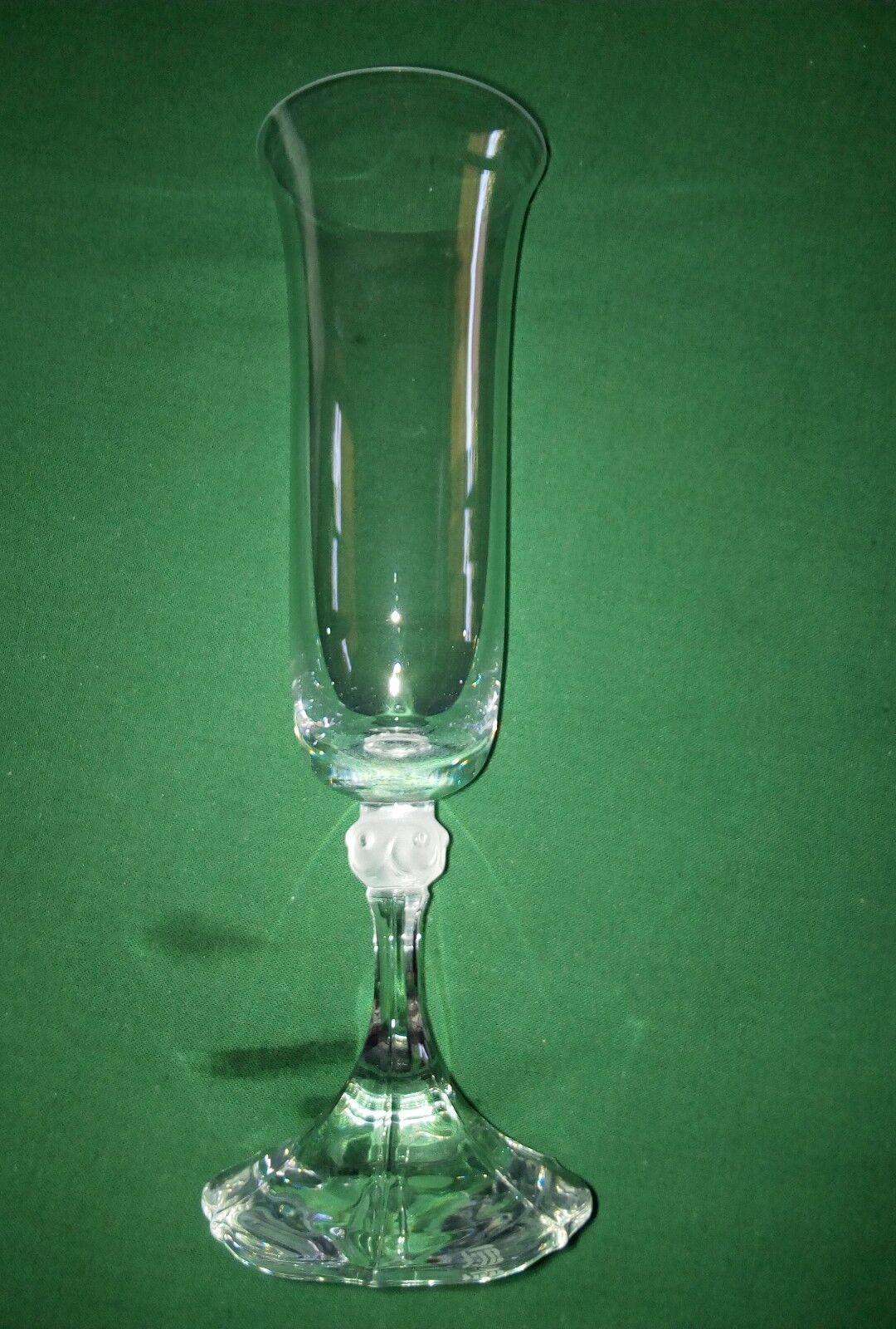 Ridel calice vino +acqua+Flute  cristallo
