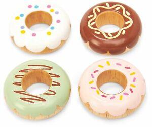 Le Toy Van Honeybake Play Donuts En Bois Jouet Bn-afficher Le Titre D'origine Des Performances InéGales