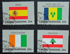 Vereinten-Nationen-New-York-Briefmarke-Briefmarke-Yvert-Und-Tellier-N-521-Aus