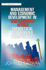 Management and Economic Development in Sub-Saharan Africa: Theoretical and Applied Perspectives by Adonis & Abbey Publishers Ltd (Paperback, 2007)