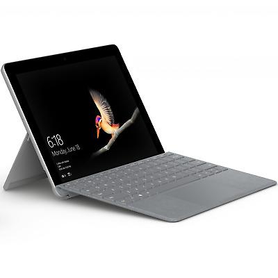 """Microsoft Surface Go 10"""" 4415Y 4GB/64GB eMMC Win10 S MHN-00003 + TC Platin Grau"""