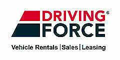 DRIVING FORCE Vehicle Rentals Sales & Leasing - Edmonton West