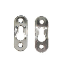 20x Brand New 37*15mm Metal Keyhole Hanger Fasteners for Picture *b$