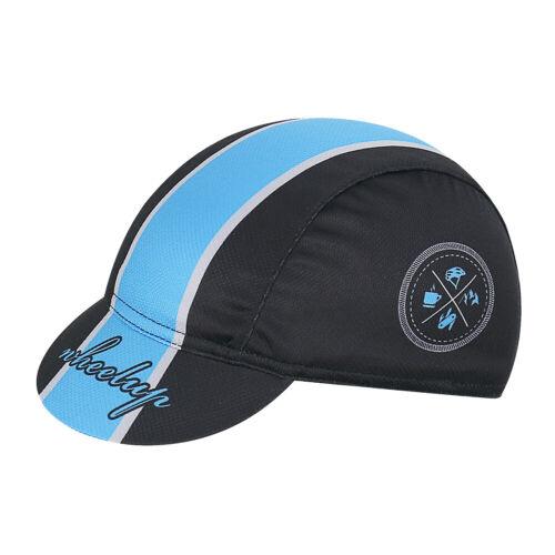 Wheel Up Printing Breathable Outdoor Riding Cycling Cap Sports Bandana Hats