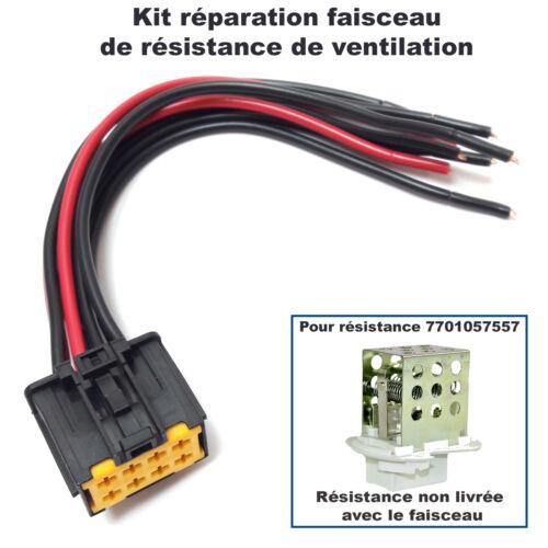 Faisceau Electrique Résistance Chauffage Master 2 Movano Interstar 7701057557