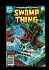 Saga of The Swamp Thing #20 NEWSSTAND Variant 1st Alan Moore 1984 DC Vf-