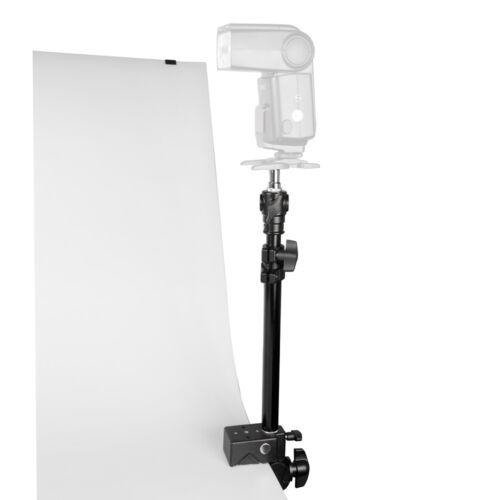 """Magic Arm Kit Super Convi Clamp /& Floor Stand 11/"""" Magic Adjustable Arm Studio"""