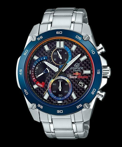 1a 2017 Casio Toro Rosso Edifice Watch Scuderia Edition 557tr Efr Limited IWH29eEDY