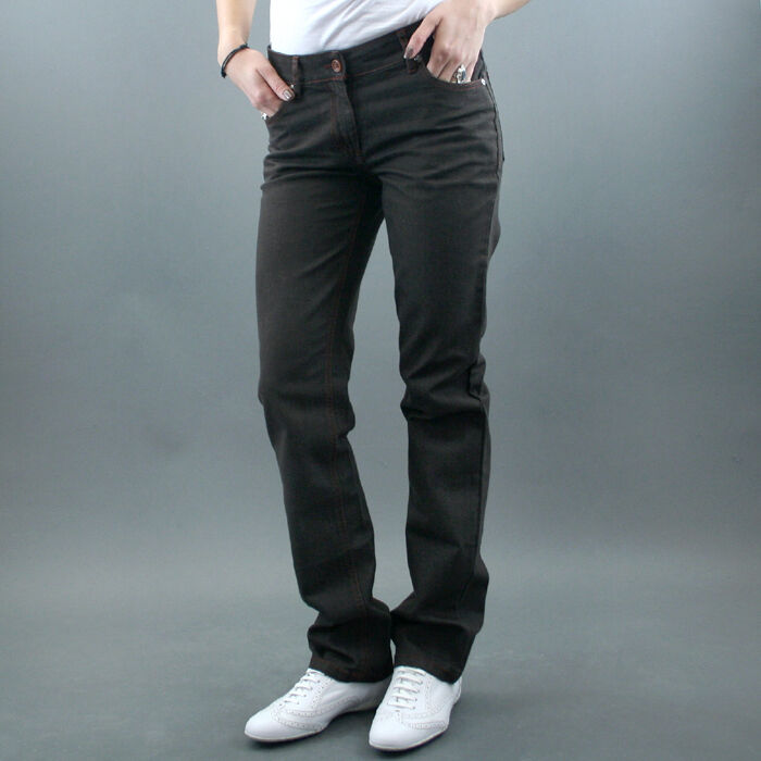 Conte of Florence JEANS STRETCH mod. 58330 Brown