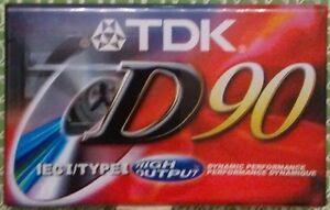 TDK-D90-Audio-Cassette-Type-1