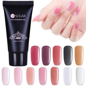 UR SUGAR 30ml Nagel Poly AcrylGel Gel UV Nail Art Tipps Builder Erweiterung