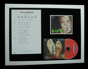 BABYBIRD-You-039-re-Gorgeous-GALLERY-QUALITY-CD-FRAMED-DISPLAY-EXPRESS-GLOBAL-SHIP