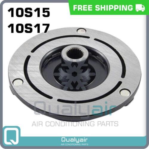 New A//C Compressor Clutch Hub fits Denso 10S15//10S17