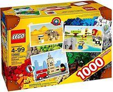 LEGO Creative Suitcase 1000 pieces (10682) -- New Sealed Box