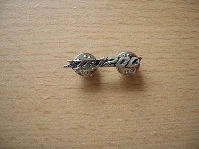 Pin YAMAHA XJR 1200 schwarz Anstecker
