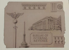 Internal Revenue Service Building Notecards, Box of 12, Architectural Features