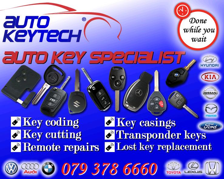 Car Keys, Lost Keys, Remote Repairs, Key coding