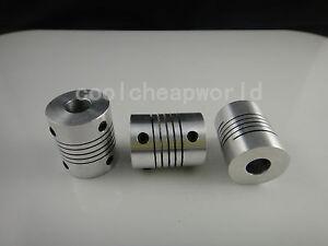 BR 3.18mm x 4mm D20L25 Flexible Coupling Shaft Coupler Encode Connector CNC