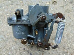 Classic-Solex-Carburettor-30-PICT-1-Vergaser-Volkswagen-VW-Beetle-Air-Cooled