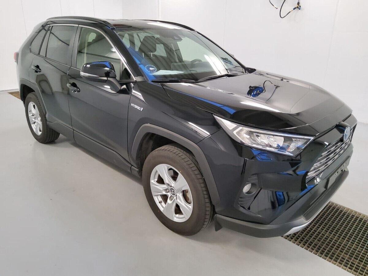 Toyota RAV4 2,5 Hybrid H3 Comfort CVT 5d