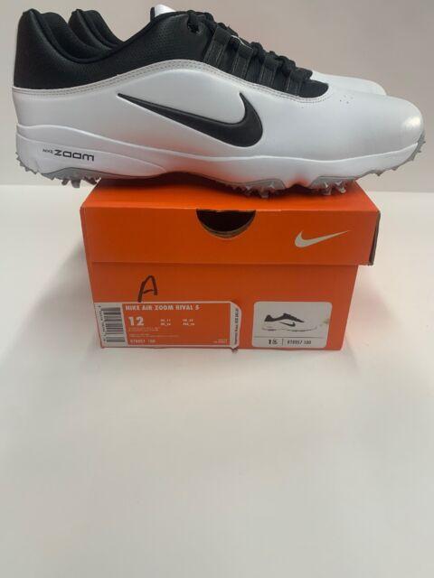 Nike Air Zoom Rival 5 Golf Mens Shoes