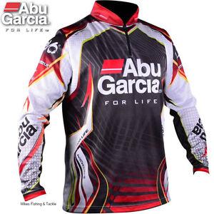 Abu garcia mens pro tournament long sleeve fishing shirt for Bass fishing tournament shirts