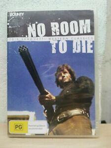 No-Room-To-Die-DVD-1969-Spaghetti-Western-Movie-AKA-Una-lunga-fila-di-croci