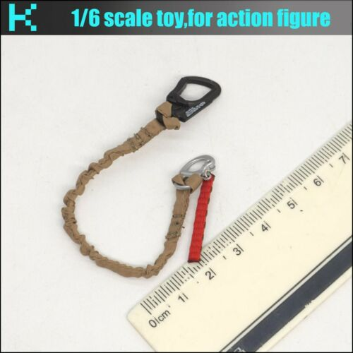 Y17-63 1//6 scale Soldier Story SS106 Navy SEAL Voodoo personal retention lanyard