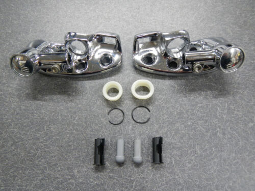 61 62 63 64 Buick LeSabre Invicta Wildcat Electra Convertible Sun Visor Supports