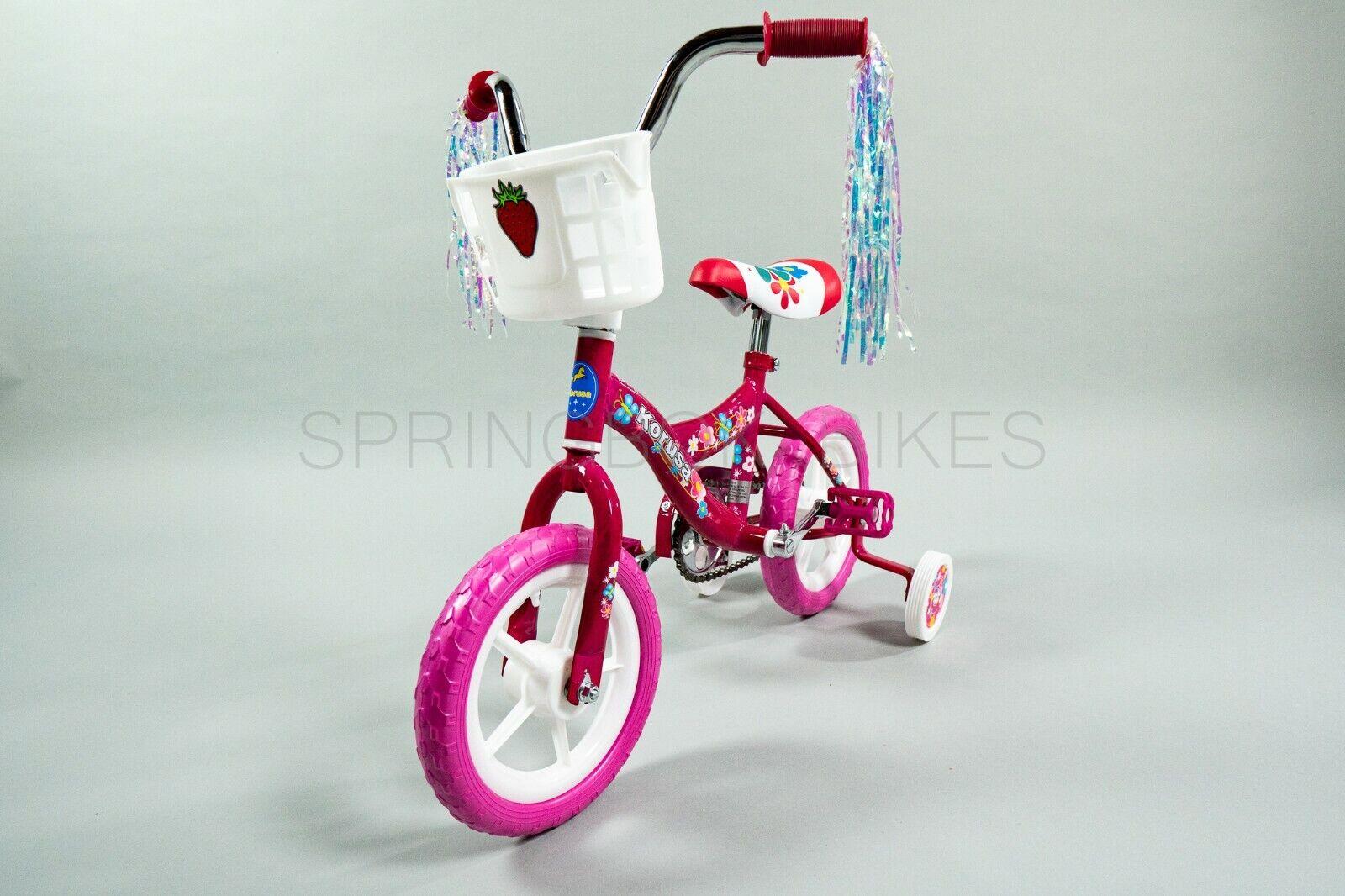 freneci 16-24 inch Kids Bike Training Wheels Boys Girls Cycling Riding Assistant Balance Side Support Wheels