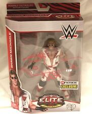 Autographed Shawn Michaels Elite Collection Action Figure, WWE WWF Wrestling HBK