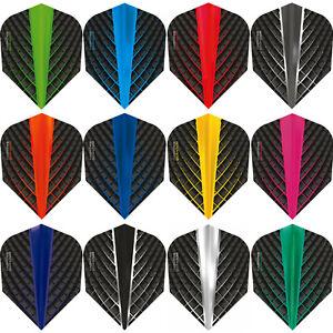 Harrows Sonic X Dart Flights 100 Micron 9 Colours Available Std