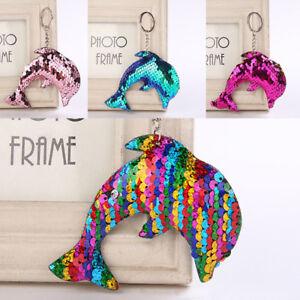 Mermaid-Sequins-Keychain-Handbag-Pendant-Dolphin-Keyring-Bag-Accessories-gN