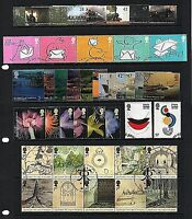 GB Stamps 2004 Commemoratives - Fine used (Multiple listing)