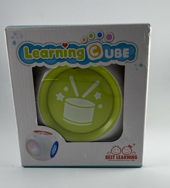 BEST LEARNING Cube Educational Activity Center Block Toy ...