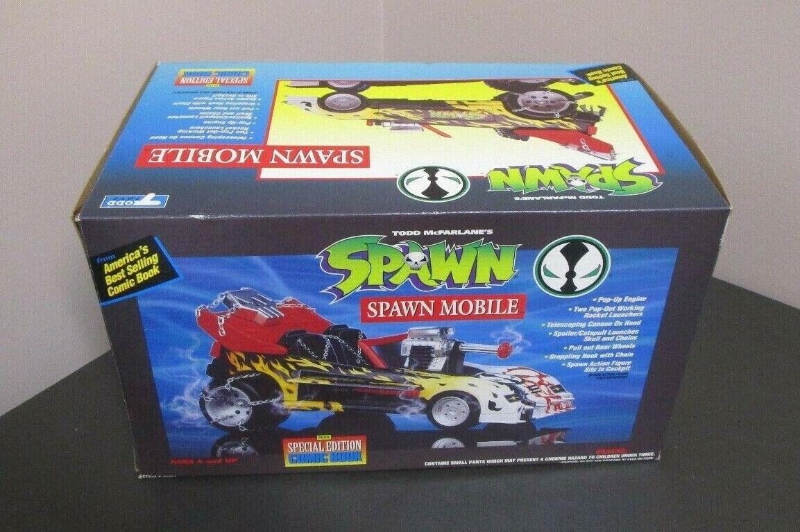 Spawn Mobile Special Edition 1994 MCFARLANE TOYS Vintage Original MIB GV