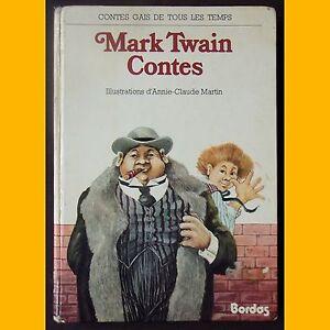 CONTES-Mark-Twain-Annie-Claude-Martin-1979